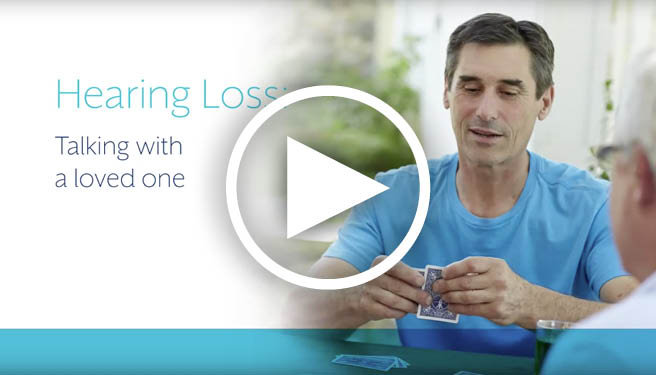 Helping a Loved One with Hearing Loss